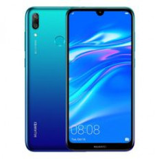 Y7 Prime (2019) - 6.26-inch 64GB Mobile Phone - Aurora Blue